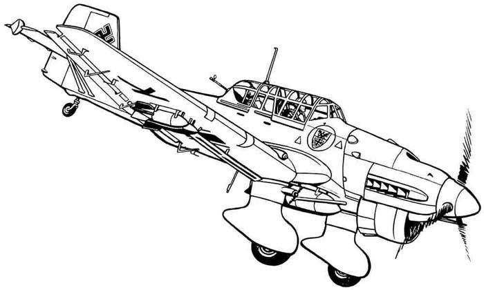самолеты раскраски для мальчиков на тему самолеты военные