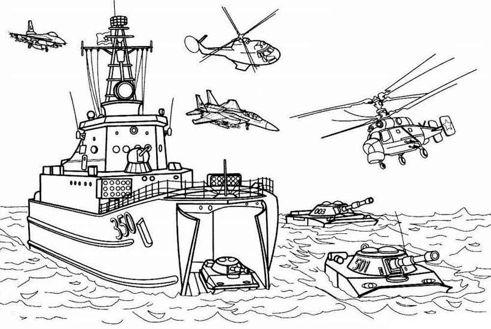 раскраски для детей про водный транспорт раскраски про корабли