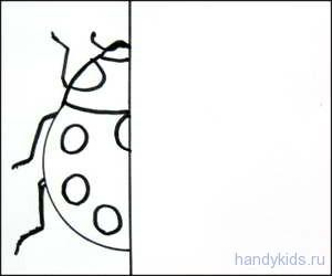 дорисуй половину рисунки для детей  дорисуй половину рисунки для детей