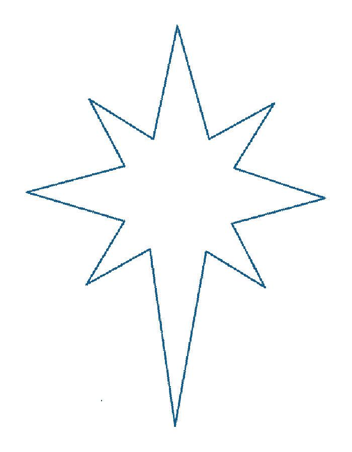 Раскраски контуры фигуры звезда для вырезания из бумаги для самых маленьких  Раскраски контуры фигуры звезда для вырезания из бумаги для самых маленьких