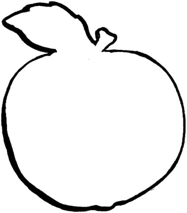Раскраски контуры фруктов для вырезания из бумаги для детей, контуры для вы резания для школьников начальных классов