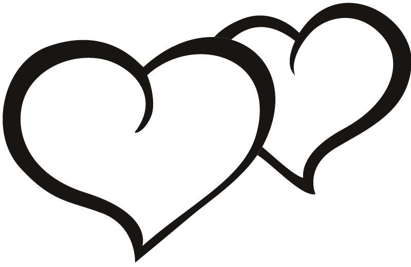 Раскраски контуры сердце, сердца, сердечки для вырезания из бумаги для детей  Раскраски контуры сердце, сердца, сердечки для вырезания из бумаги для детей