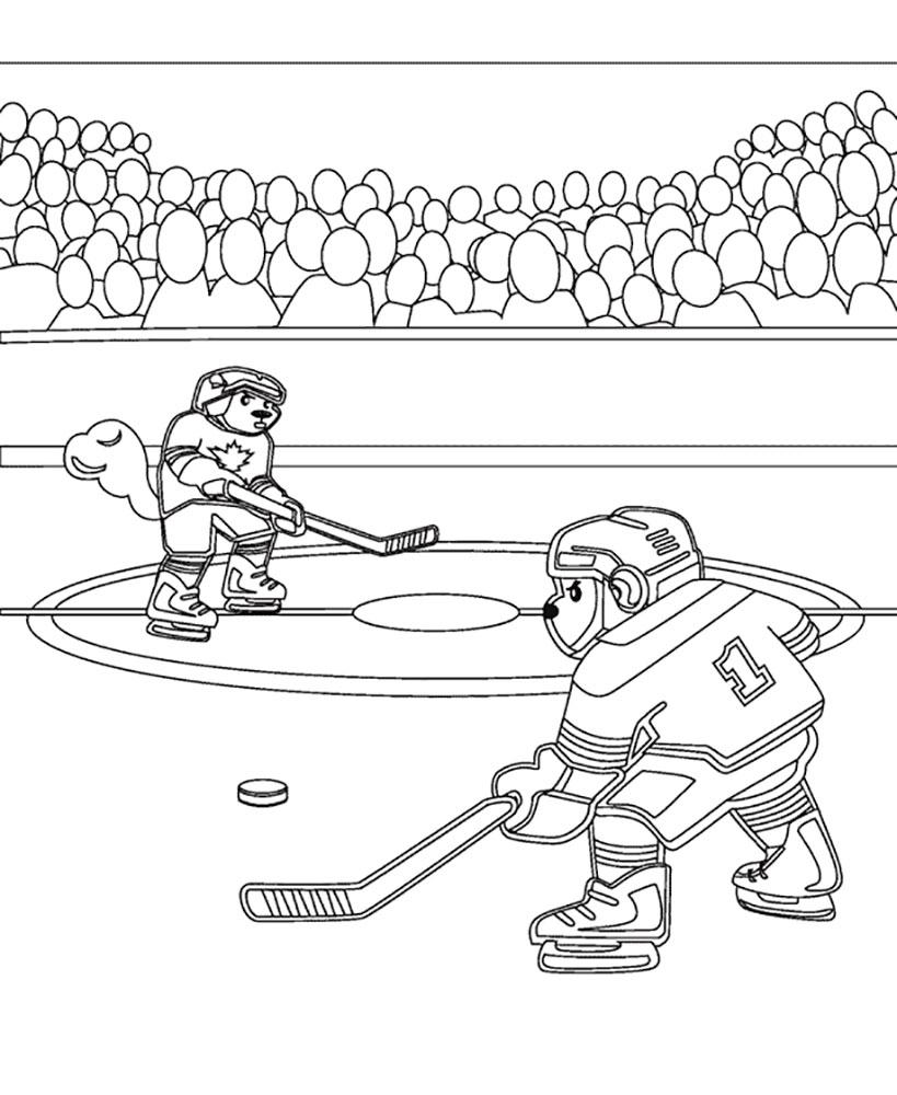 Хоккей (3) - Реферат   1000x819