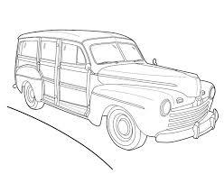 раскраски с ретро автомобилями для детей   раскраски на тему ретро автомобили.  раскраски с ретро автомобилями для мальчиков и девочек. Раскраски с машинами