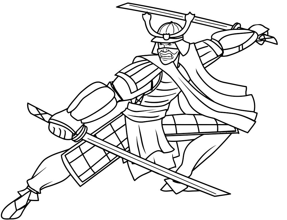 раскраски с самураями для детей            раскраски на тему самураи для детей. Интересные раскраски с самураями для мальчиков и девочек. Раскраски с самураями для детей