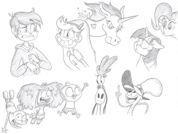 раскраски на тему харви бикс для мальчиков и девочек.  Интересные раскраски с персонажами мультфильма хапви бикс для детей и взрослых
