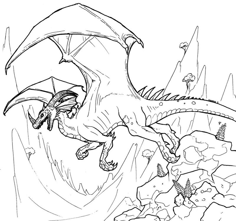 раскраски для детей с драконами раскраски для детей скачать