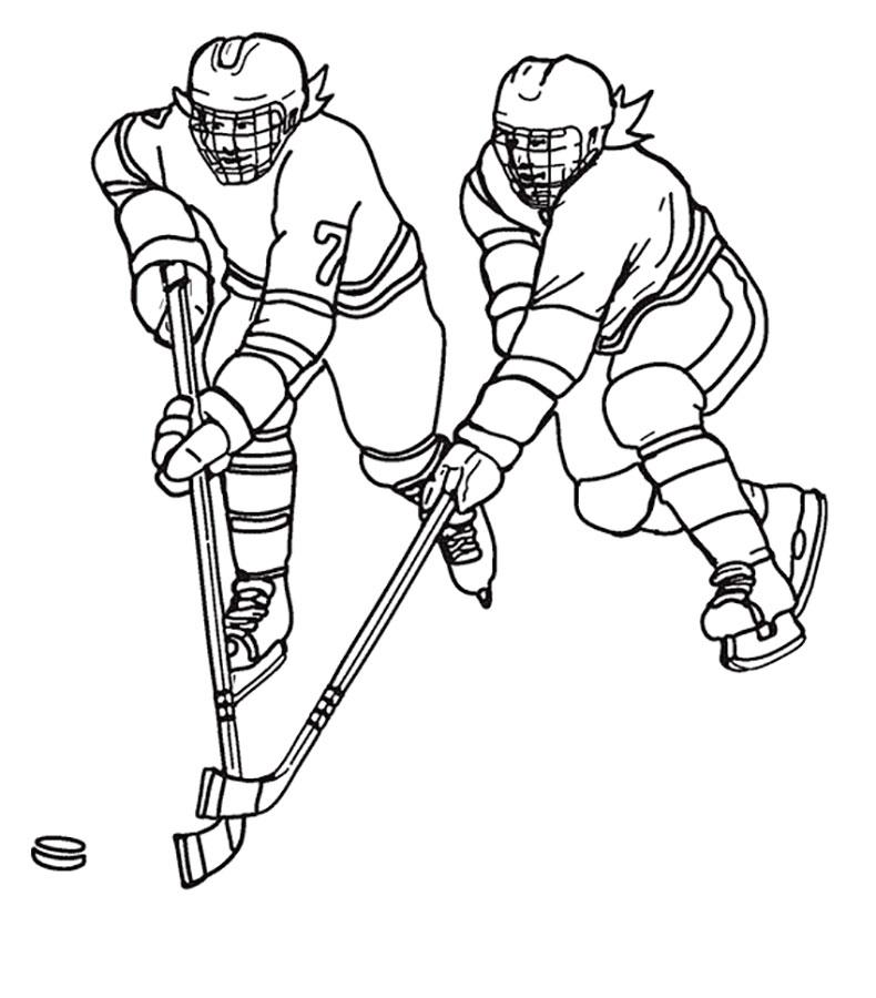 Скачать - Игроки хоккея на льду — стоковая иллюстрация #146337379 ... | 900x790