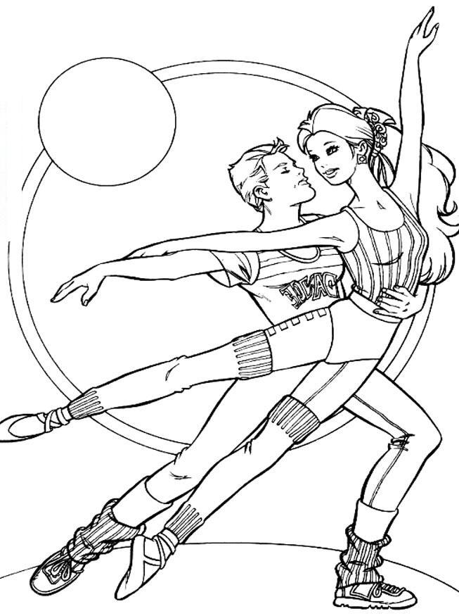 раскраски на тему танцы для детей             раскраски на тему танцы для мальчиков и девочек. Интересные и красивые раскраски с девочками, мальчиками, танцами для детей и взрослых