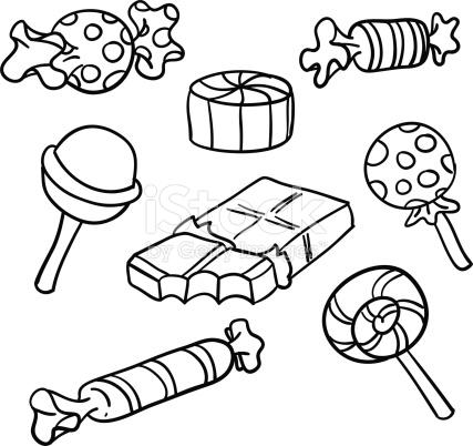 Раскраски для детей на тему еда. Раскраски с изображениями конфет.  Раскраски для детей на тему еда. Раскраски со сладостями, конфетами. Раскраски для малышей, раскраски со сладостями. Раскраски с изображениями конфет.