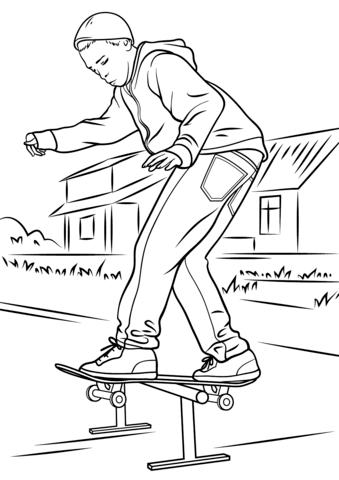 Раскраски для детей со скейтбордистами. Раскраски скейтбординг. Раскраски для детей со скейтбордистами. Раскраски скейтбординг. Спортивные раскраски для детей. Скачать бесплатно раскраски для детей. Детские бесплатные раскраски.