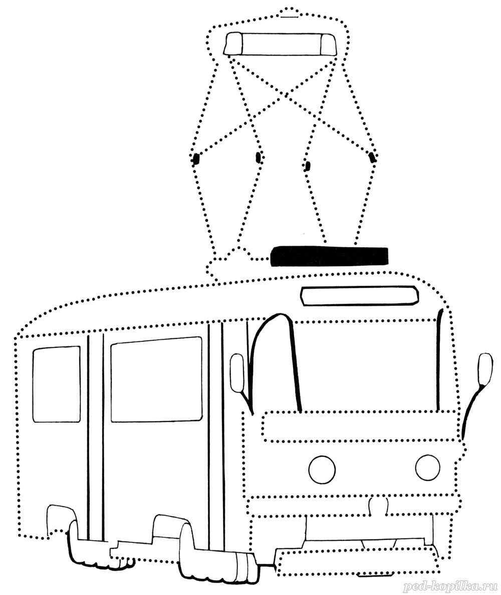 Раскраски с транспортом. Раскраски для детей с изображением трамвая. Раскраски для малышей и детей постарше с изображением трамвая. Скачать раскраски с транспортом. Ракраски с трамваем . Раскраски для детей с различными видами транспорта.