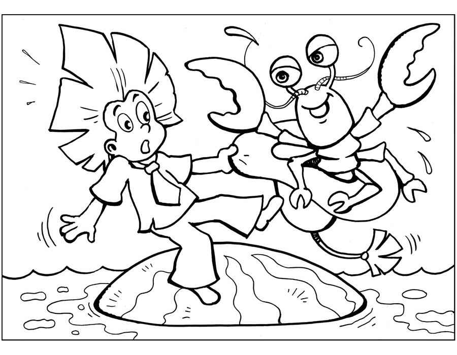 раскраски с Незнайкой для детей           раскраски на тему Приключения Незнайки для мальчиков и девочек. Интересные раскраски с персонажами мультфильма приключения незнайки
