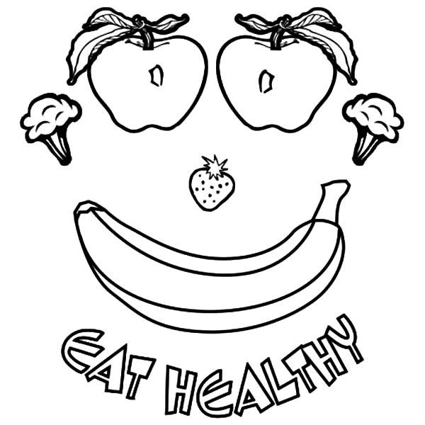 Раскраски на тему здоровая пища. Раскраски с едой.              Раскраски для детей на тему еда. Раскраски на тему здоровая пища. Раскраски для детей, прививающие правильные привычки в еде.  Раскраски с овощасми, фруктами.