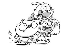 раскраски с харви бикс для детей        раскраски на тему харви бикс для мальчиков и девочек.  Интересные раскраски с персонажами мультфильма хапви бикс для детей и взрослых