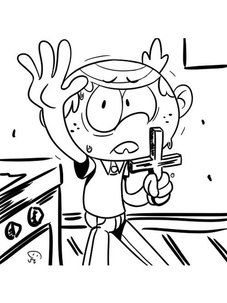 раскраски на тему шумный дом              раскраски на тему шумный дом для мальчиков и девочек. Интересные раскраски с героями мультфильма шумный дом для детей и взрослых