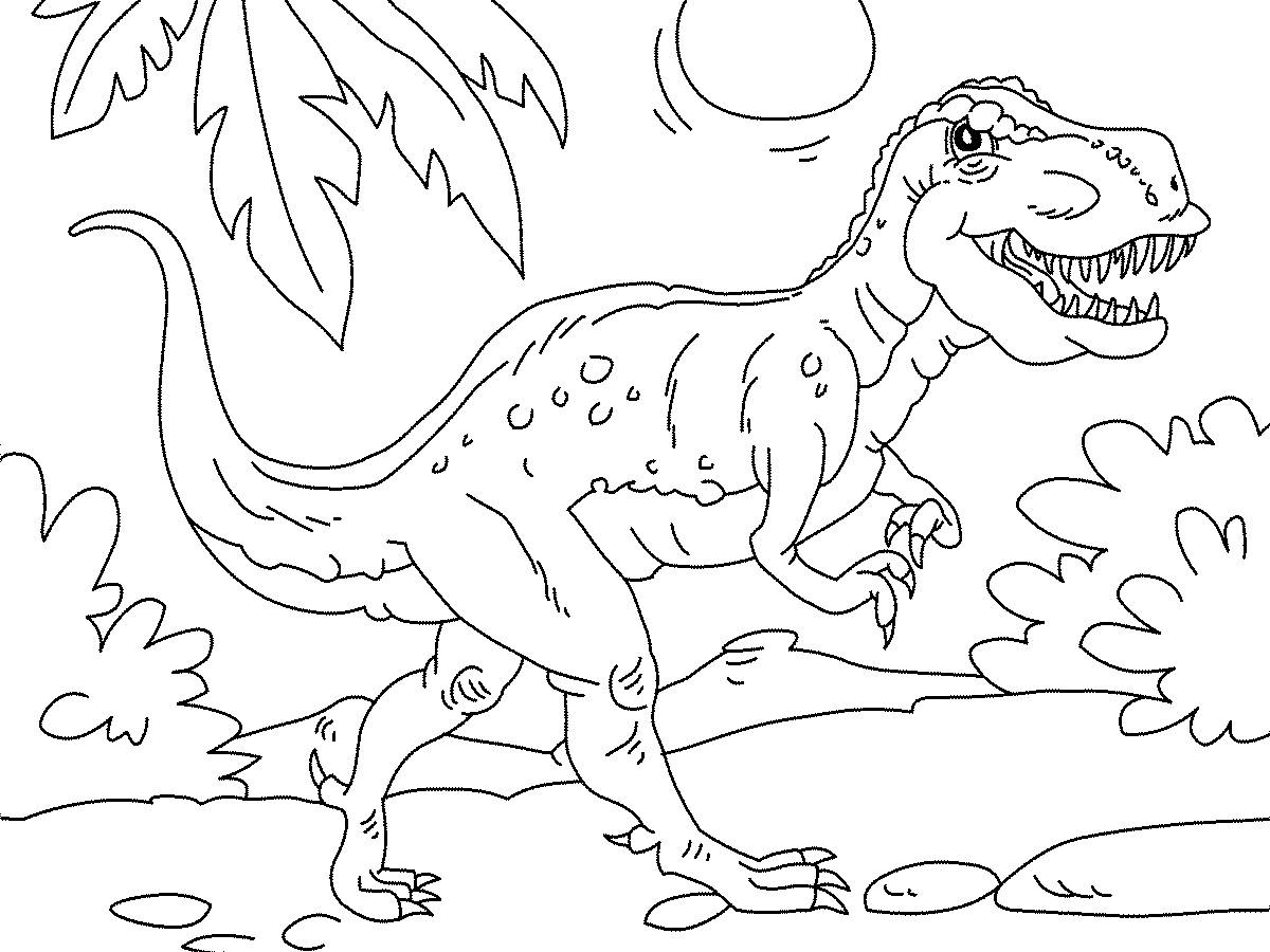 Раскраски для детей с динозаврами. Раскраски с тираннозавром. Скачать бесплатные раскраски для детей. Раскраски детские онлайн бесплатно. Раскраски для детей с динозаврами. Раскраски для детей. Бесплатные детские раскраски.