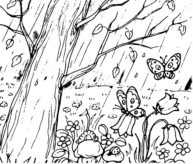 бесплатные детские раскраски окружающий мир скачать ...