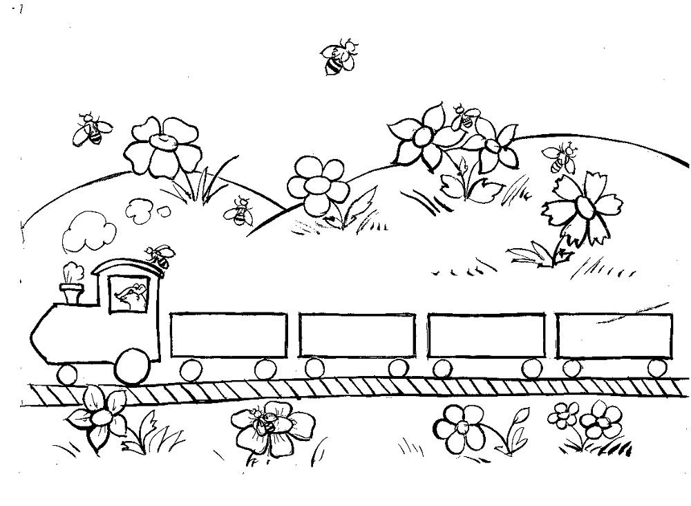Раскраски для детей и малышей с изоббражениями поездов и вагонов.  Раскраски с изображениями различных поездов, паровозов  и вагонов, подходящие малышам и деткам постарше. Раскраски про поезда, электрички, паровозы, машинистов.