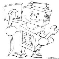 раскраски на тему роботы для детей. раскраски с роботами.  раскраски на тему роботы для мальчиков.