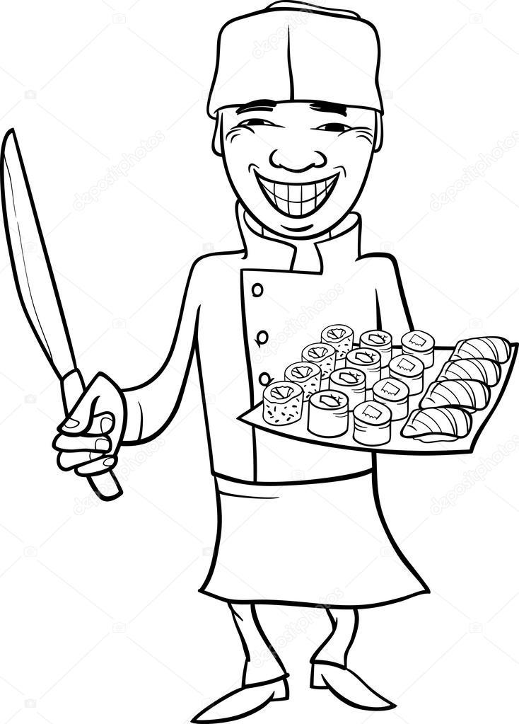 Раскраски для детей на тему еда. Раскраски, изображающие суши, роллы.  Суши. Еда. Раскраски с суши. Раскраски для детей на тему еда. Раскраски, изображающие суши, роллы.
