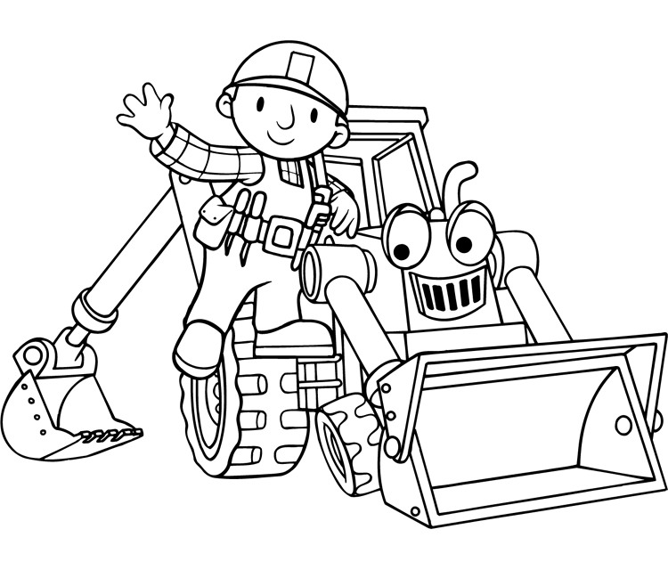 раскраски с экскаватором для детей         раскраски на тему экскаватор для детей.  раскраски с экскаватором для мальчиков и девочек. Раскраски для детей