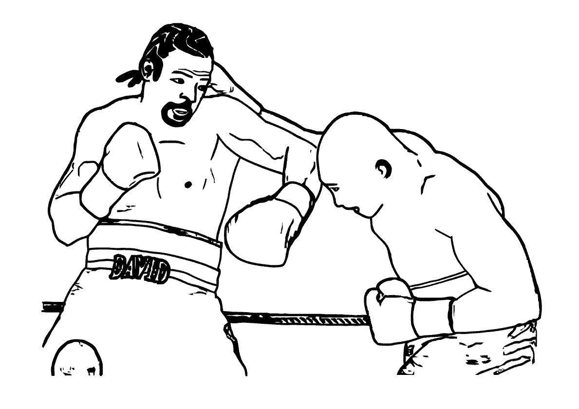 Раскраски бокс Раскраски бокс, раскраски боксер, раскраски ринг, боксерские перчатки