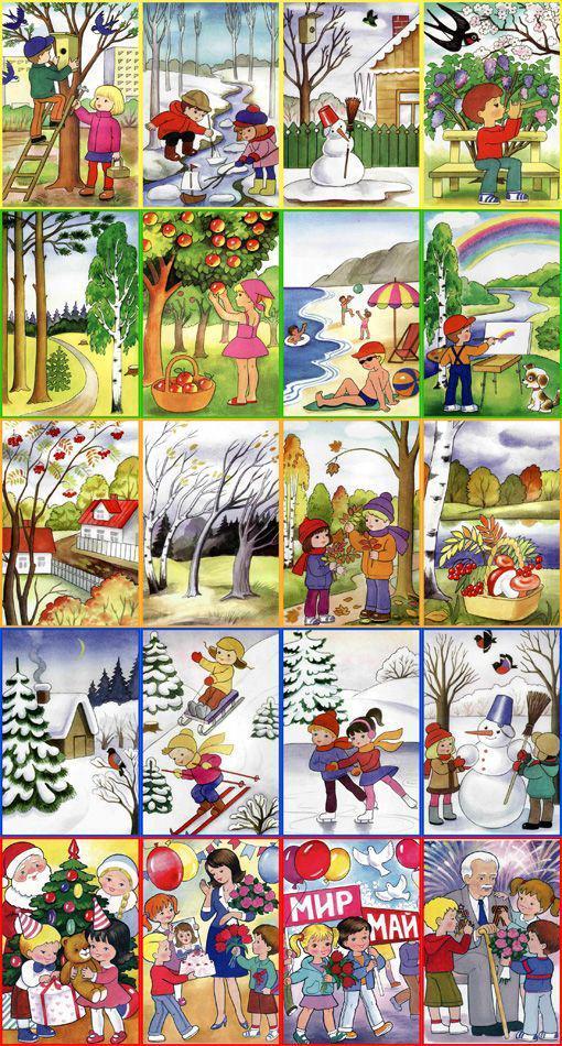 Познания мира Познания мира. Материалы и пособия для школьников и детского сада об окружающем мире