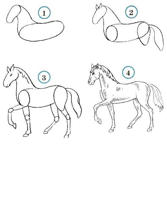 Как нарисовать Как нарисовать? Поэтапные уроки по рисованию различной сложности для малышей, для школьников и для взрослых