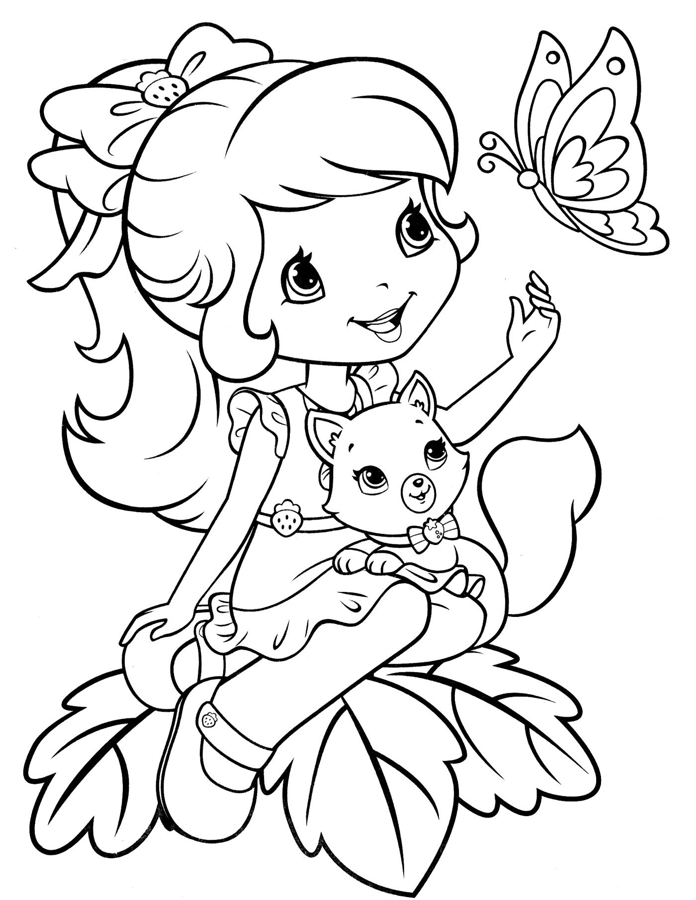 Раскраски для девочек Раскраски для девочек, раскраски куклы, раскраски феи, раскраски цветы, раскраски русалки и другие