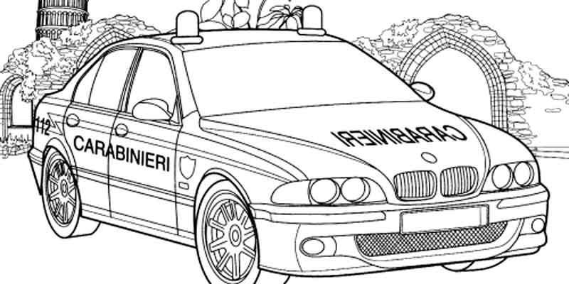 Раскраски полицейские машины Раскраски полицейские машины, раскраски машины на службе полиции