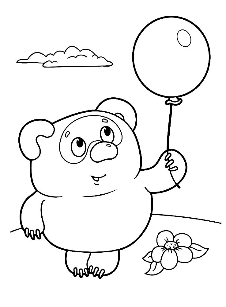 раскраски детские с персонажами мультфильмов раскраски для