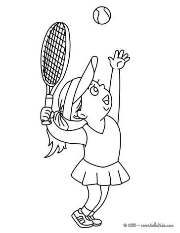 Теннис. Большой теннис. Раскраски для детей на тему теннис, большой теннис. Раскраски для детей на тему спорт. Скачать раскраски теннис.Скачать раскраски спорт.