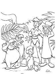 раскраски с Питером Пэном                 раскраски на тему Питер Пэн для мальчиков и девочек. Интересные раскраски с персонажами диснеевского мультфильма Питер Пэн для детей