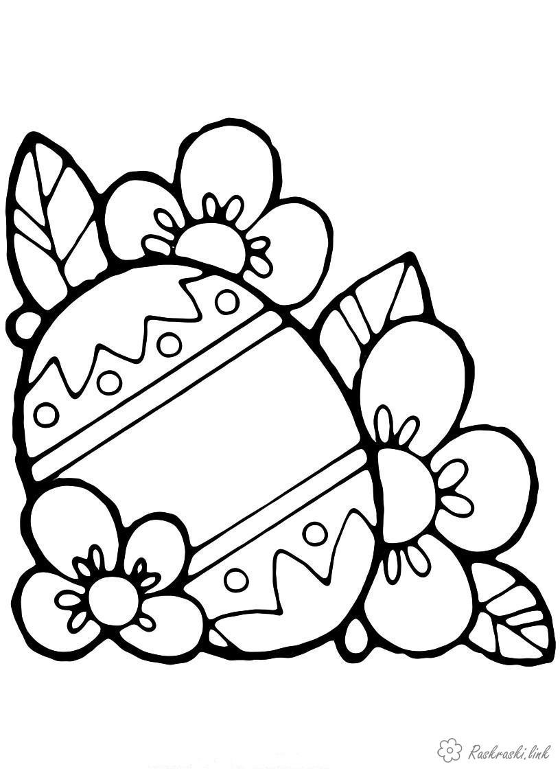пасха раскраски к пасхе раскраски на тему праздников на тему