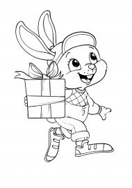 Интересные раскраски на тему подарки и письма деду морозу      раскраски на тему день заказов подарков и написания писем деду морозу. Интересные раскраски с подарками, дедом морозом, снегурочкой, елкой