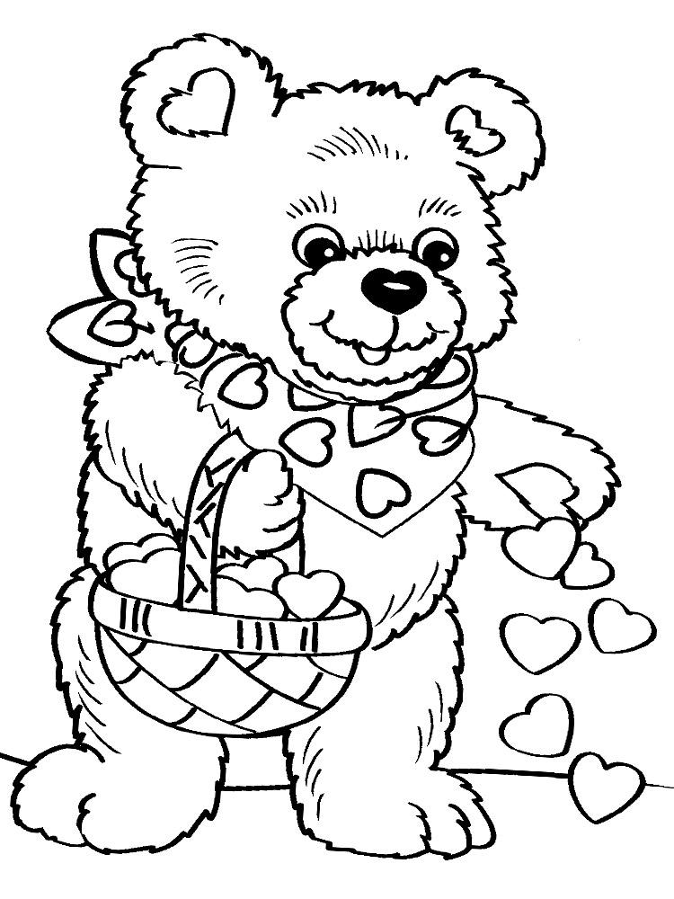 раскраски на день святого Валентина          раскраски на тему День Святого Валентина для мальчиков и девочек. Интересные раскраски на день святого валентина для детей и взрослых