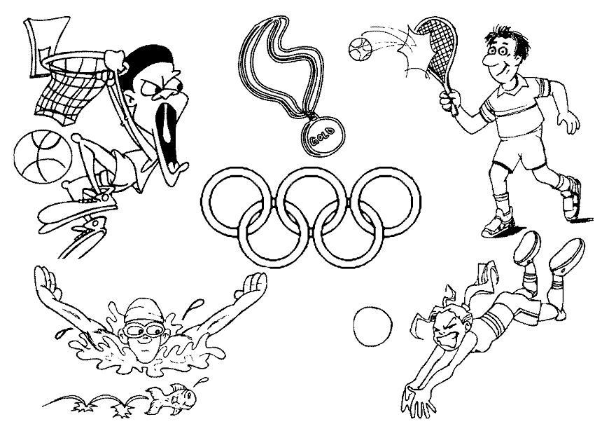 Интересные раскраски на тему олимпийский день для детей         раскраски на тему олимпийский день для детей. Интересные раскраски с олимпийским днем для мальчиков и девочек. Раскраски с олимпийскими видами спорта