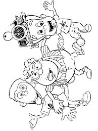 раскраски на тему Джимии Нейтрон для мальчиков и девочек. Интересные раскраски с персонажами мультфильма Джимми Нейтрон для детей