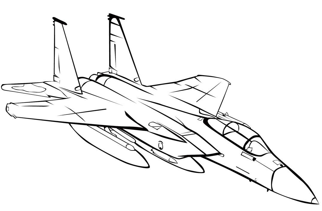 раскраски с транспортом раскраски с изображениями самолетов