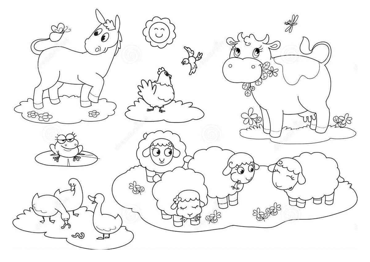 раскраски детские окружающий мир раскраски для детей с