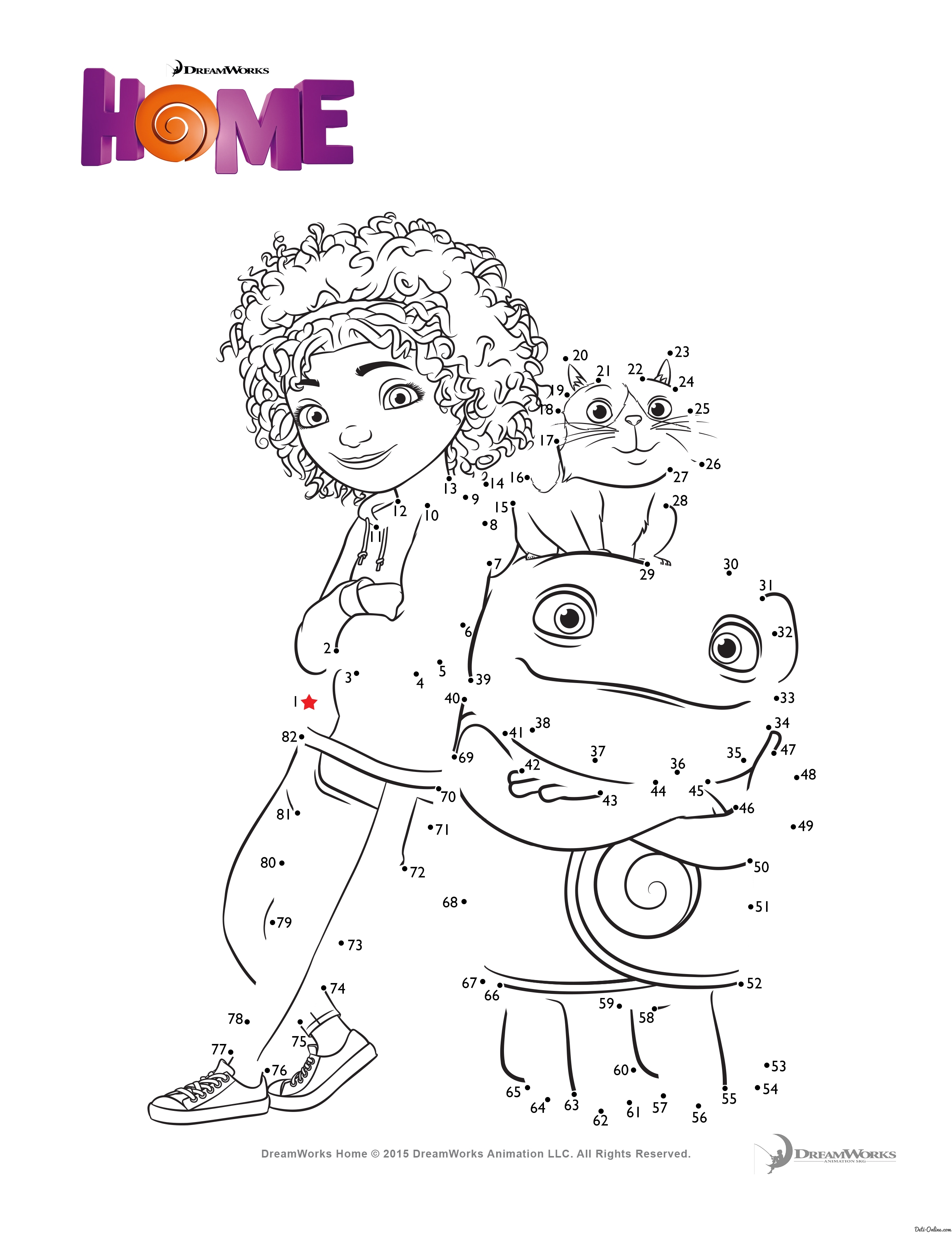 раскраски на тему дом для детей