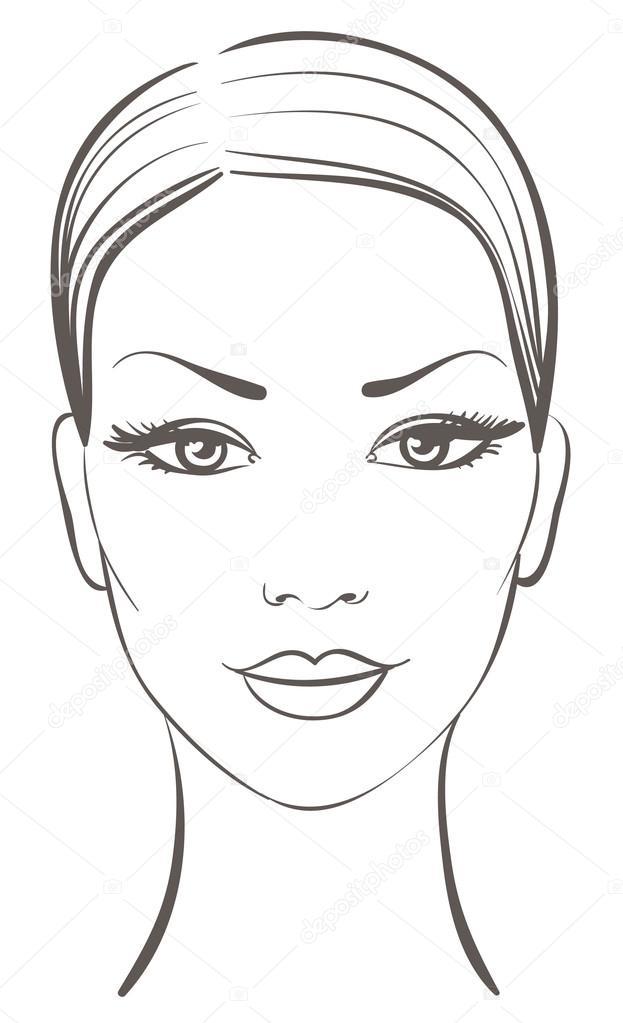 раскраски для девочек скачать бесплатно раскраски с макияжем