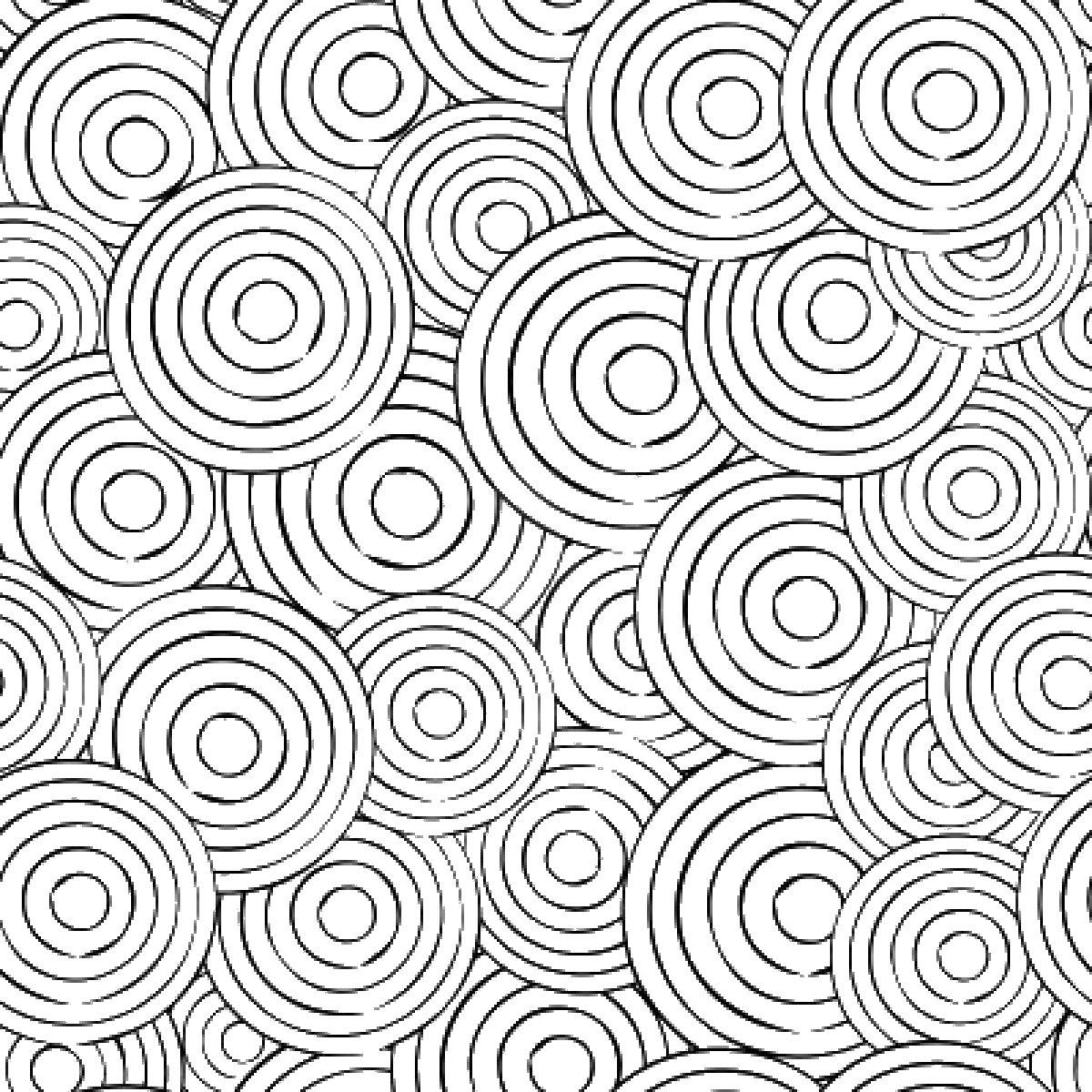 раскраски на тему рисуем узоры
