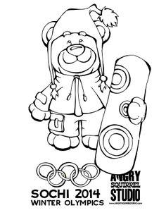 раскраски на тему сноубординг             раскраски на тему сноубординг для мальчиков и девочек. Интересные раскраски с зимними видами спорта для детей и взрослых.