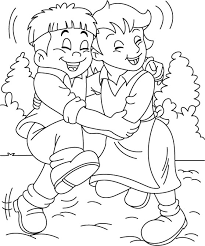 раскраски на тему день друзей для мальчиков и девочек. Интересные и позитивные раскраски друзьям на день друзей. Раскраски для детей и взрослых