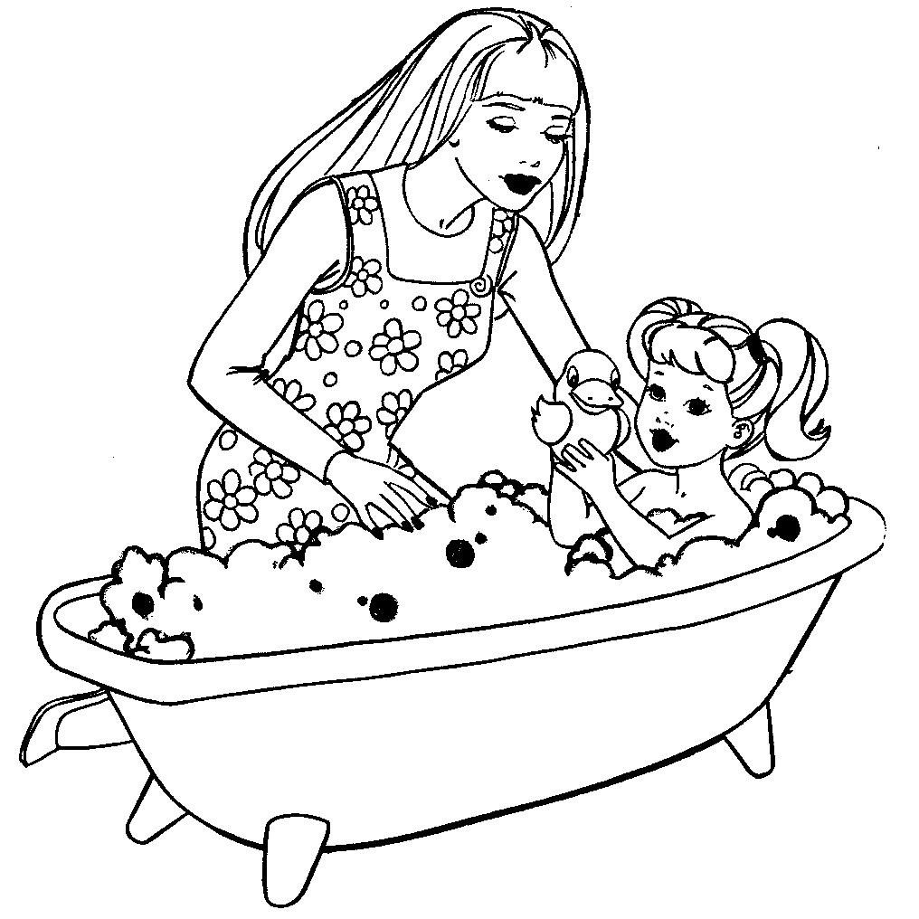 раскраски для девочек детские раскраски с изображениями девочек