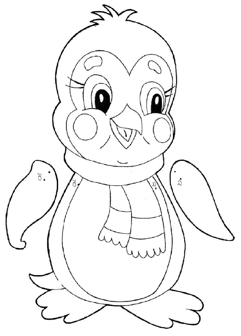 раскраски для детей с изображениями птиц раскраски с