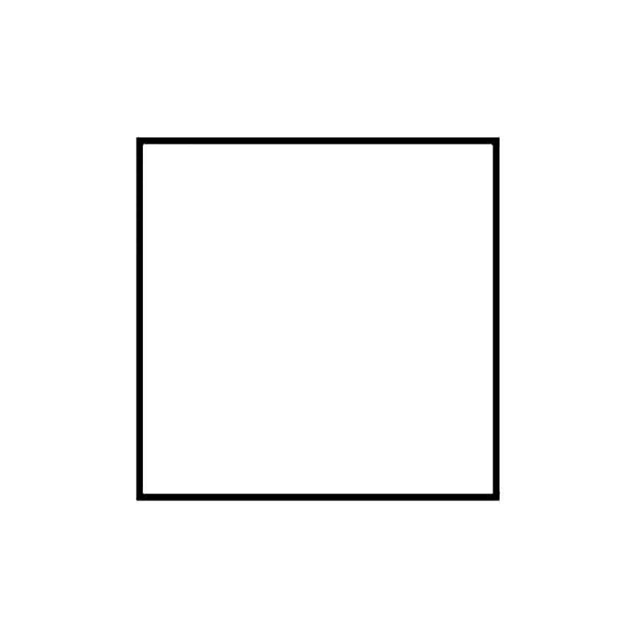 Раскраски Контуры геометрические фигуры Раскраски Контуры геометрических фигур, квадрат, треугольник, круг