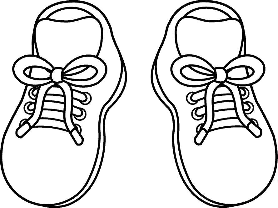 Раскраски Обувь Раскраски Обувь детям, раскраски с обувью для малышей, раскраски кроссовки, сапоги, тапочки, туфли, босоножки, шлюпки, ботинки и т.д
